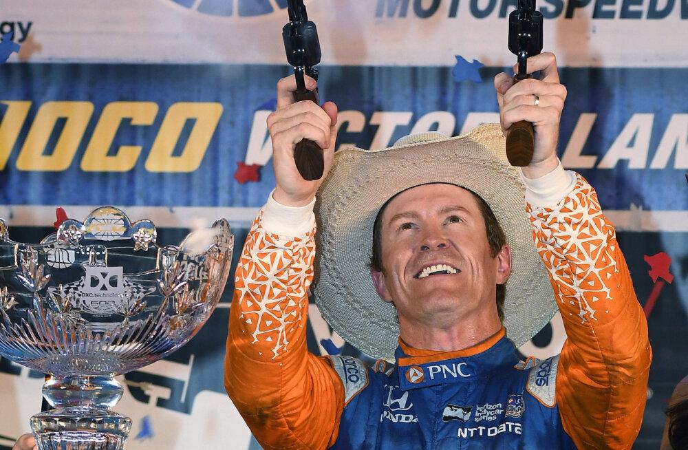 Vallot Pukk: IndyCari hooaeg on muutumas tõeliseks võitluseks