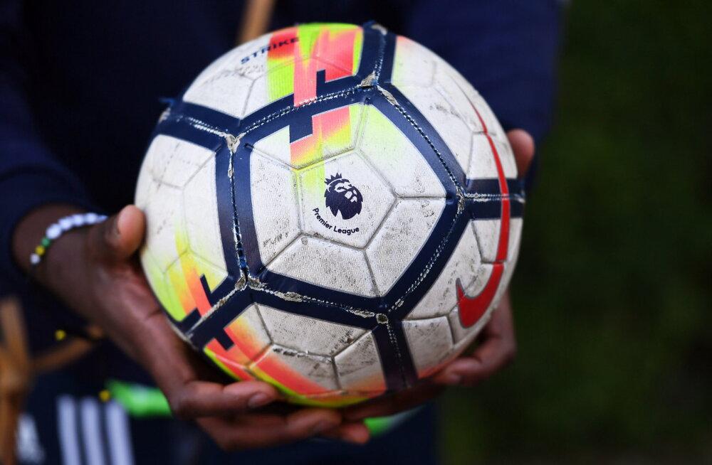 Premier League'i lootused jätkata hooajaga said tagasilöögi: kõrgliigaklubides tuvastati kuus koroonajuhtumit