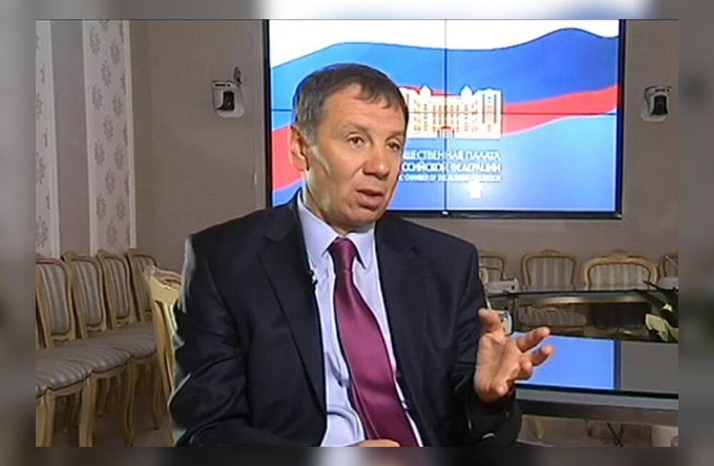 Putini nõunik: kui tuleb suur sõda, ei jää Eestist ja Lätist midagi järele