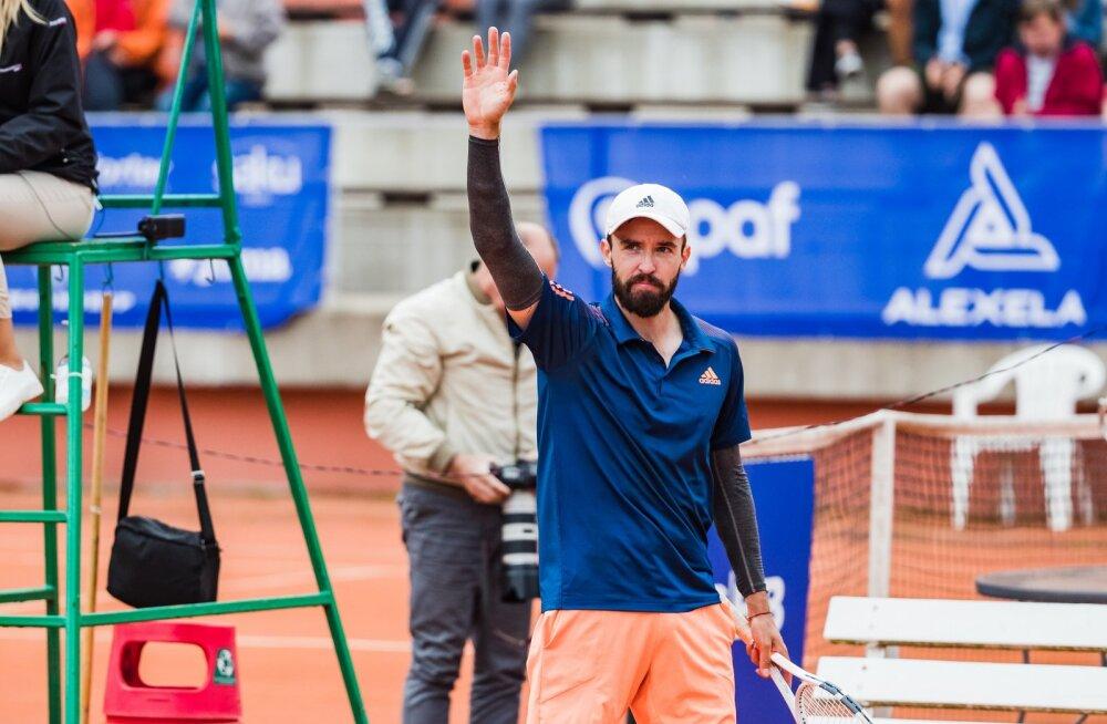 Eesti meistrivõistlused tennises finaal – Vladimir Ivanov vs Kenneth Raisma