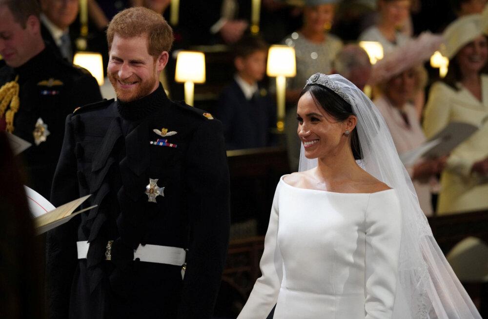 Ei mingit erikohtlemist! Kas see on tõeline põhjus, miks Harry ja Meghan abiellusid nii kiiresti?