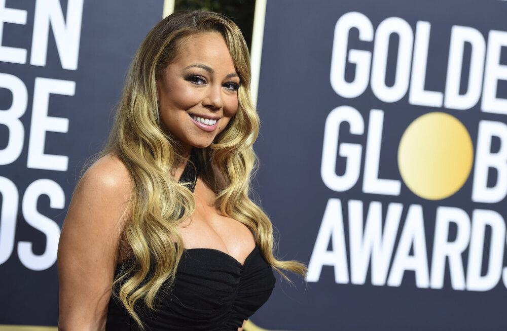 KUUMAD FOTOD | Ajab ikka kadedaks! Mariah Carey näitas enda uskumatult head bikiinivormi