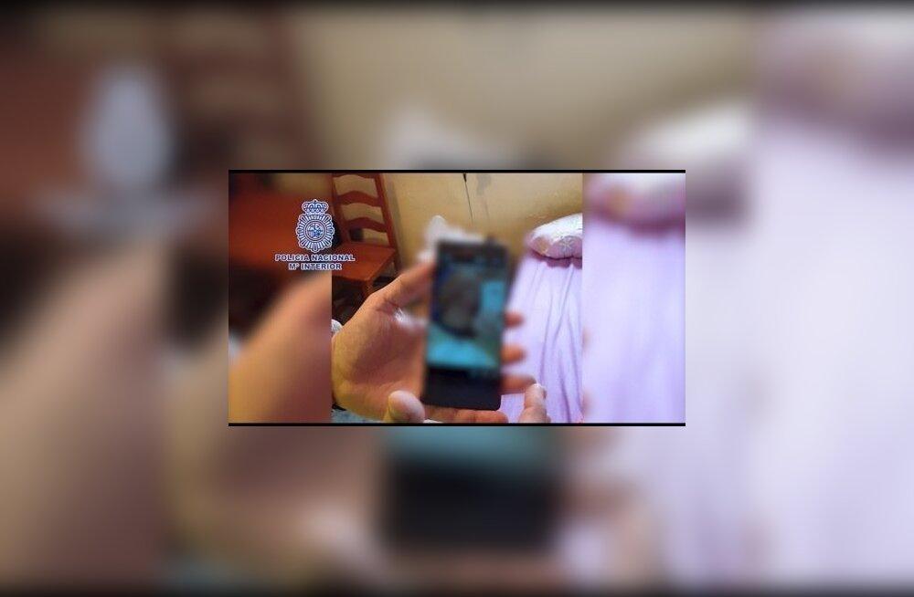 В Испании задержан интернет-педофил, который довел мальчика из Эстонии до самоубийства