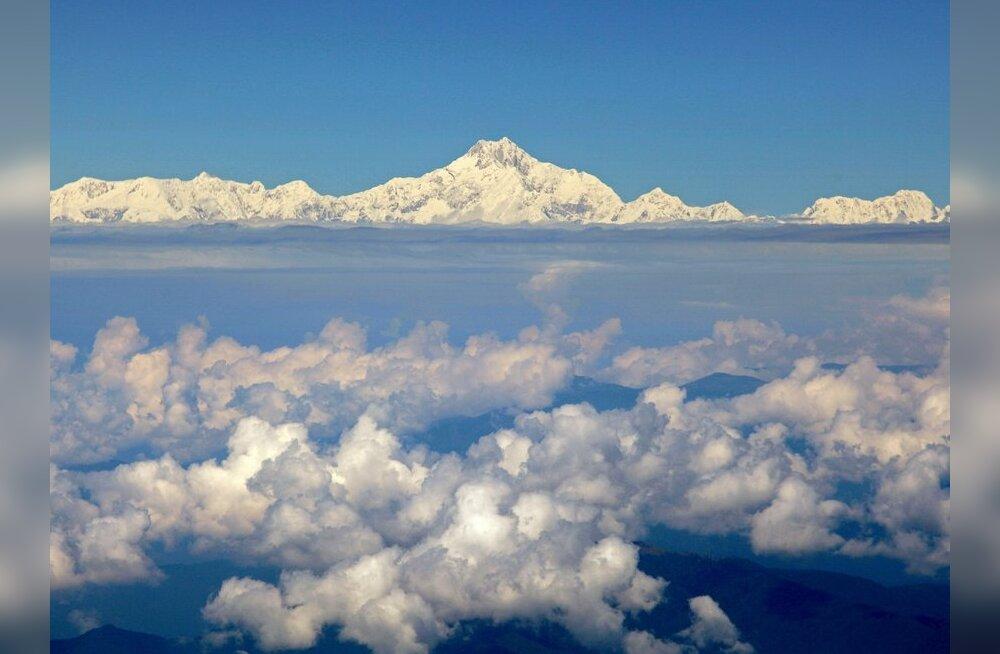 Maailma kõrgeimal mäel on nüüd 3G-mobiilside