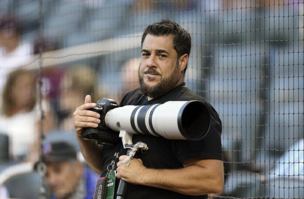 Koroonaviirus viis 48-aastaselt teise ilma hinnatud spordifotograafi