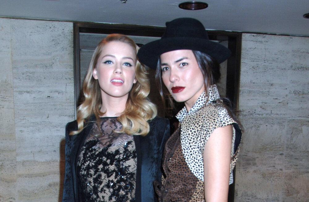 Pada sõimab katelt: Johnny Deppi peksmises süüdistanud Amber Heard arreteeriti 2009. aastal oma pruudi ründamise eest
