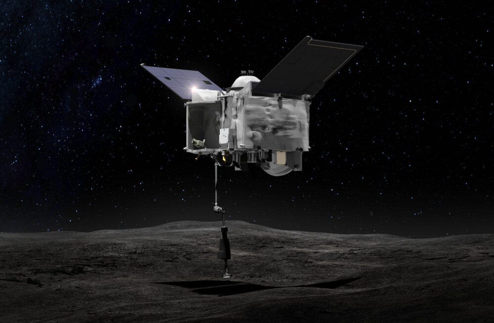 NASA asteroidijaht sai võimalikuks muuhulgas tänu Eesti astronoomi tööle