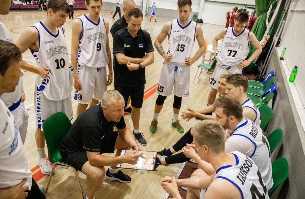 Eesti U20 korvpallikoondis, Henry Engelbrecht (nr 15)