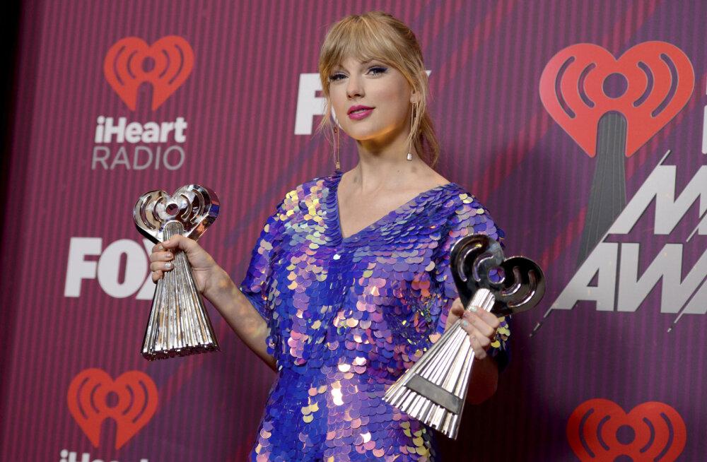 Taylor Swiftil on fännidele suur üllatus