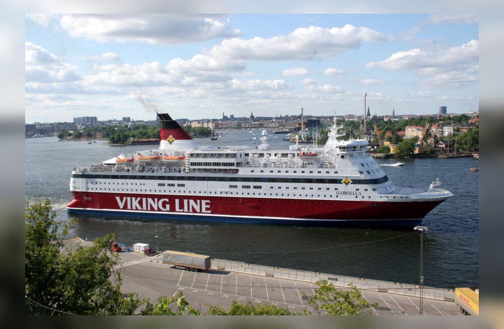 Viking Line'i 2014. aasta reisijate arv oli rekordiline