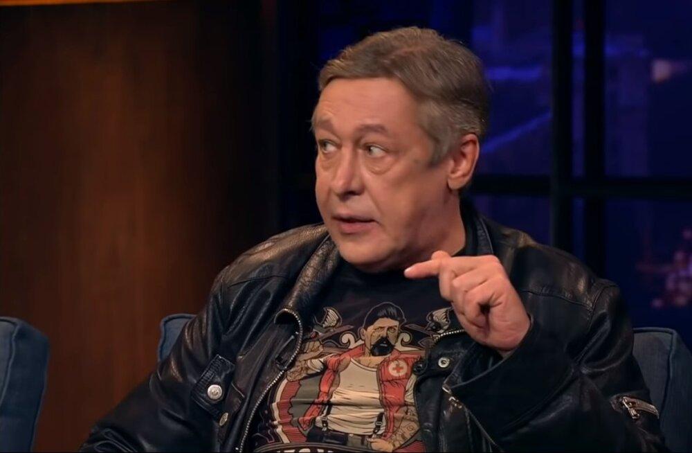 Михаил Ефремов в СИЗО побрился налысо. А приговор могут отменить