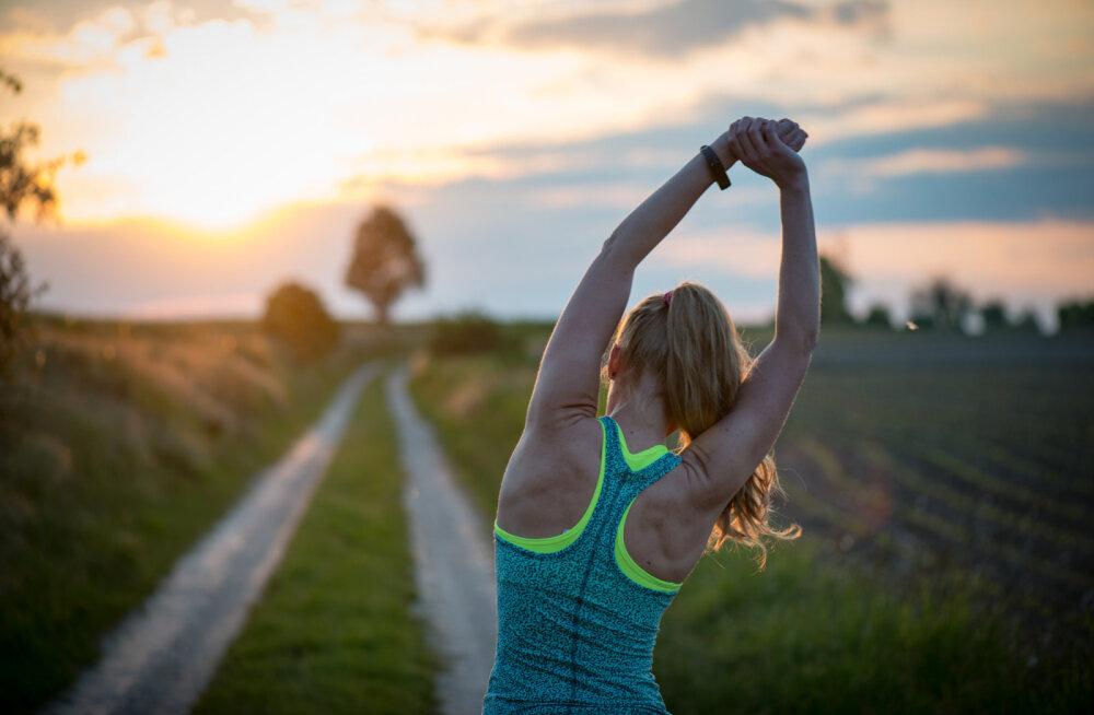 Kardio versus jõutreening – kumb aitab vööümbermõõtu paremini vähendada?