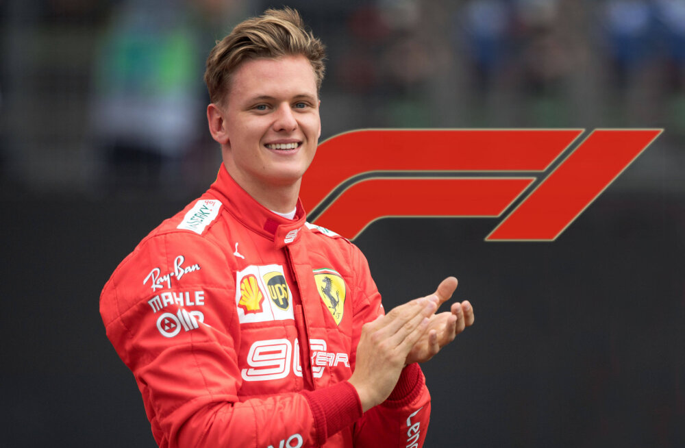Mick Schumacher: isale meeldiks väga, kui Hamilton ta rekordi viigistaks