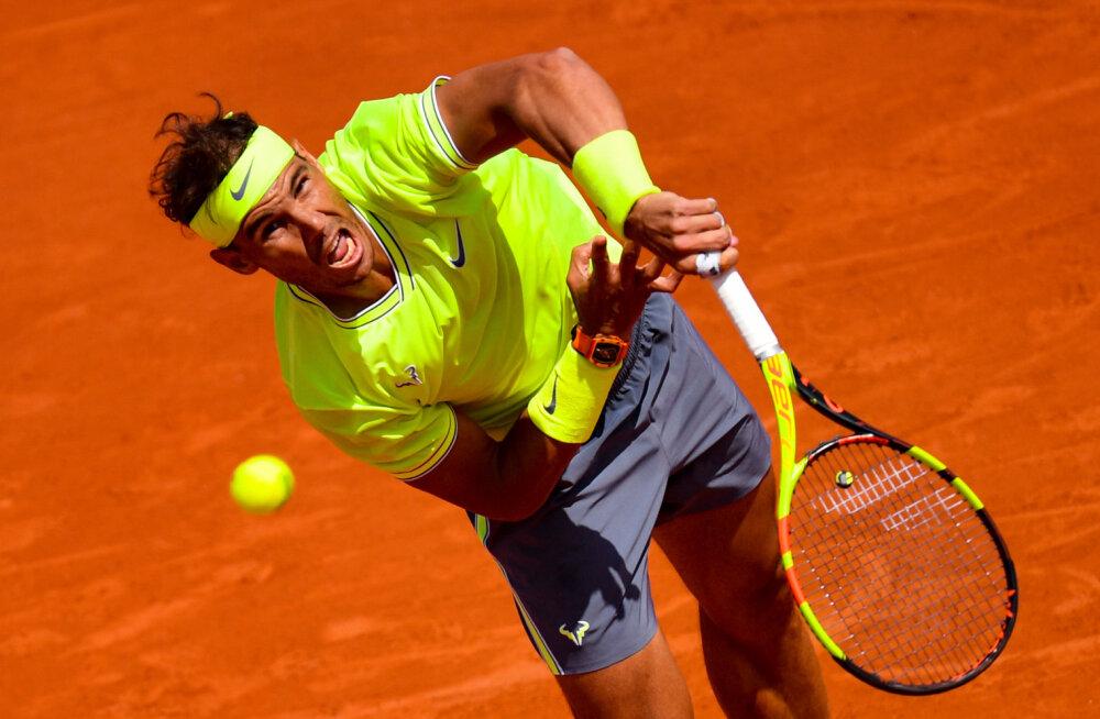 Rafael Nadal avaldas French Openi võitmiseks geniaalse retsepti