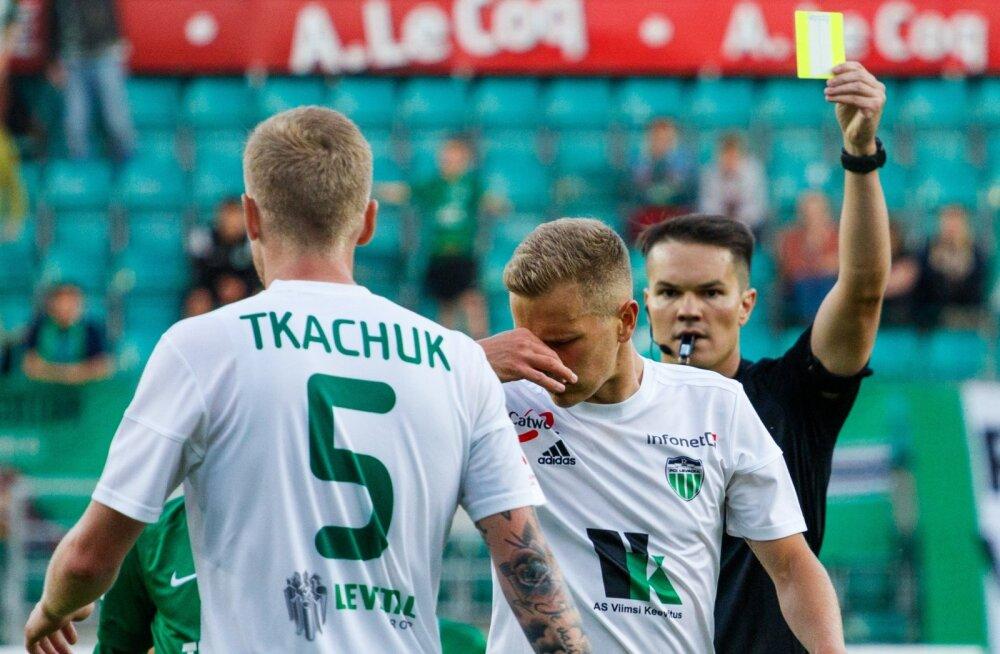 Tallinna FC Flora - Tallinna FCI Levadia