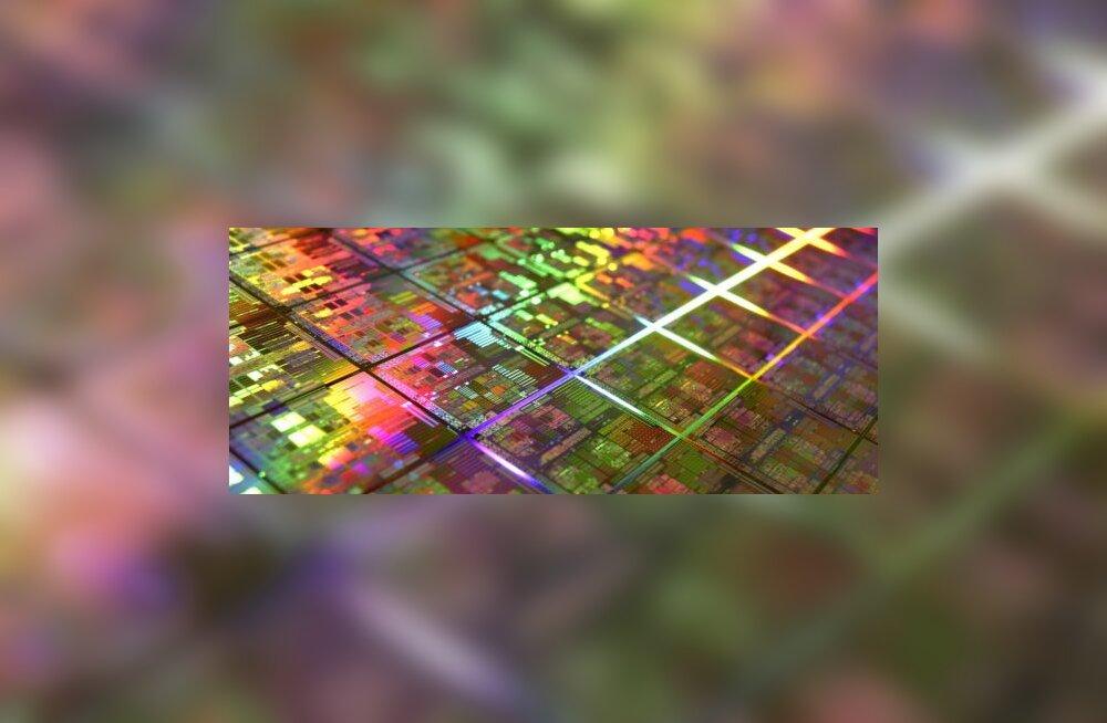 Elektrosamuraid arendavad uut protsessorit