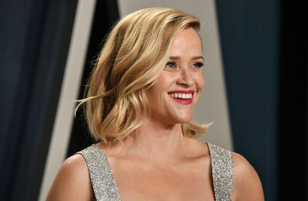 KLÕPS | Ema suust kukkunud! Reese Witherspooni perepilt võtab suisa sõnatuks