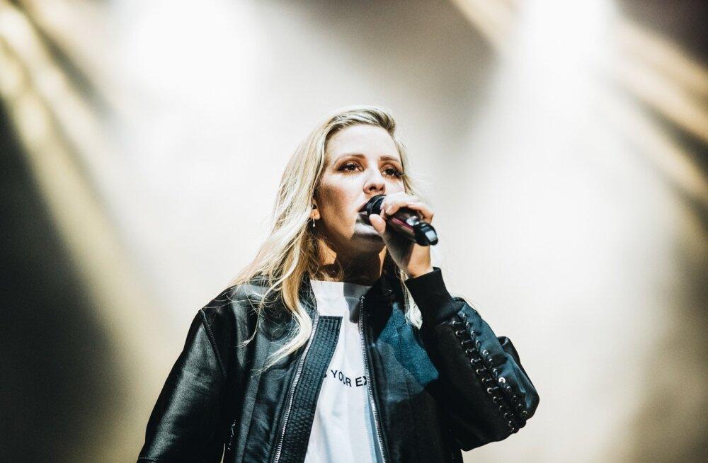 Ellie Goulding, Positivus Festival