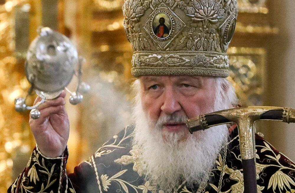 Патриарх Кирилл предложил внести бога в Конституцию РФ. Рабочая комиссия рассмотрит такую возможность