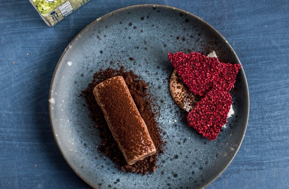 RETSEPT | Taevalik topeltšokolaadikook, mis ei vaja küpsetamist