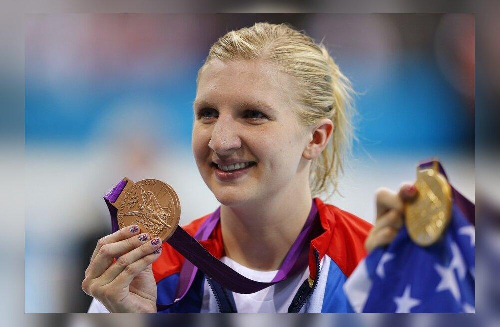 Kahekordne ujumise olümpiavõitja lõpetab 23-aastaselt karjääri
