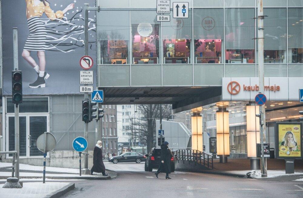 Tallinna Kaubamaja.