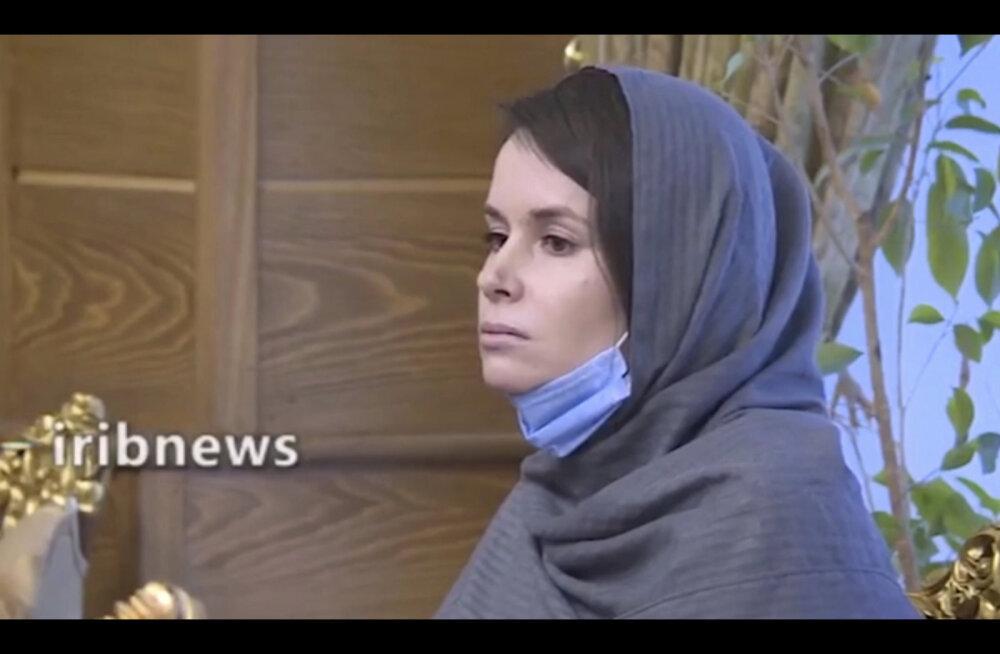 Iraan vabastas vangide vahetuse korras Briti-Austraalia õppejõu Kylie Moore-Gilberti