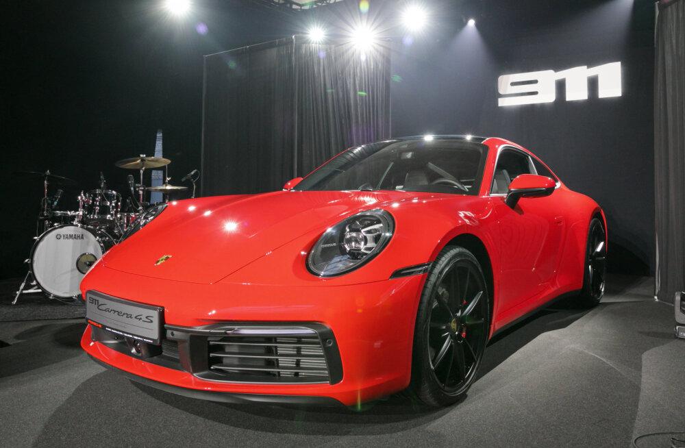 8gen Porsche 911