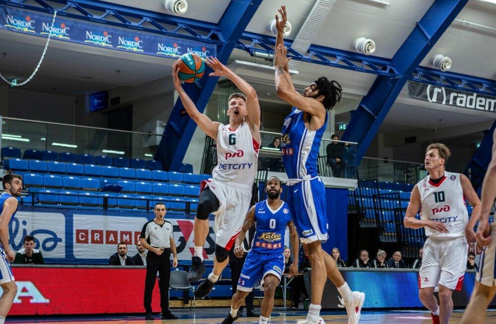 Kalev Cramo vs Lokomotiv-Kuban