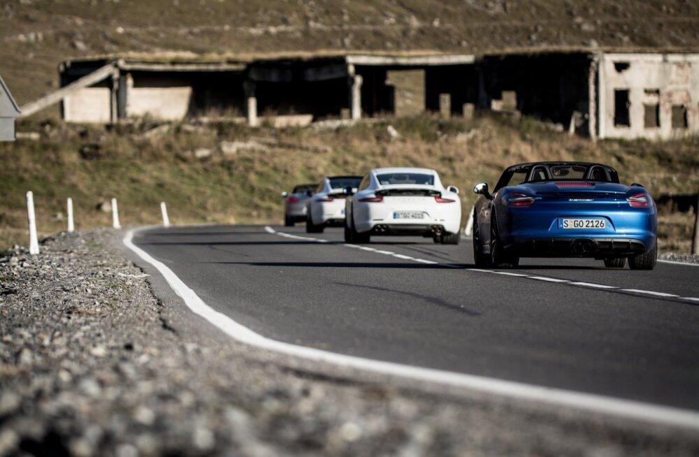 Porsche Performance Drive, 3. päev