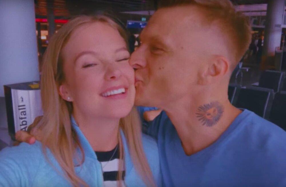 VAATA | Tanel Padar avaldas väga isikliku maiguga muusikavideo, kus oluline roll on ka Lauren Viilmannil