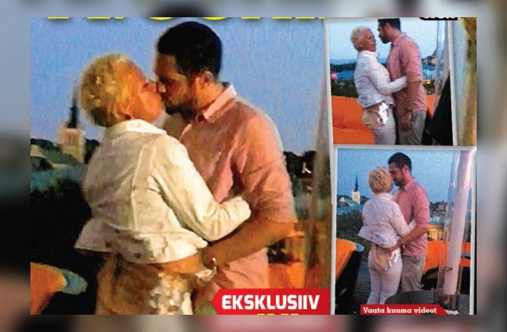 Годовщина самого главного скандала Эстонии! 4 года назад в Сети появилось фото измены Эвелин Ильвес
