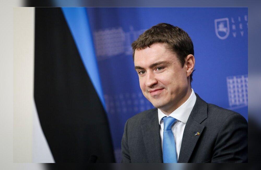 Taavi Rõivas Leedus