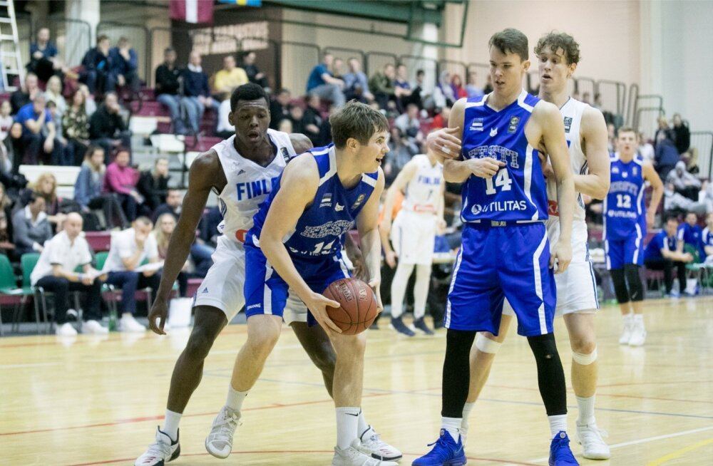 Korvpall U18 Audenteses