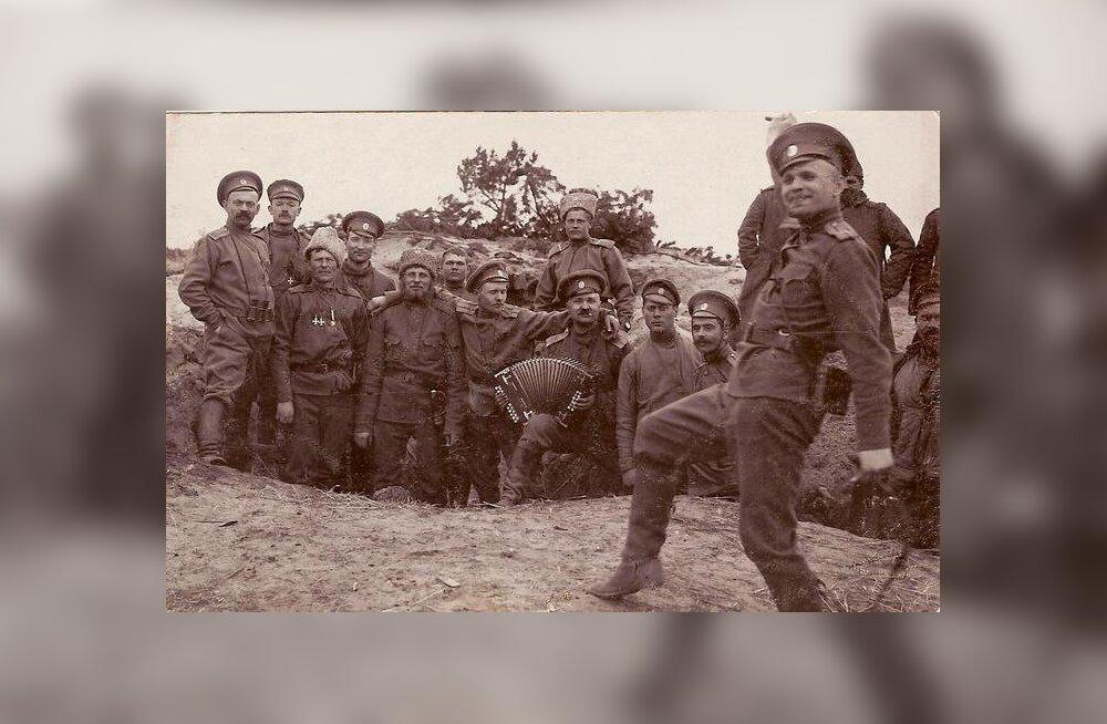 На пути из прошлого в будущее. В Тарту почтили и увековечили память героев-эстоноземельцев