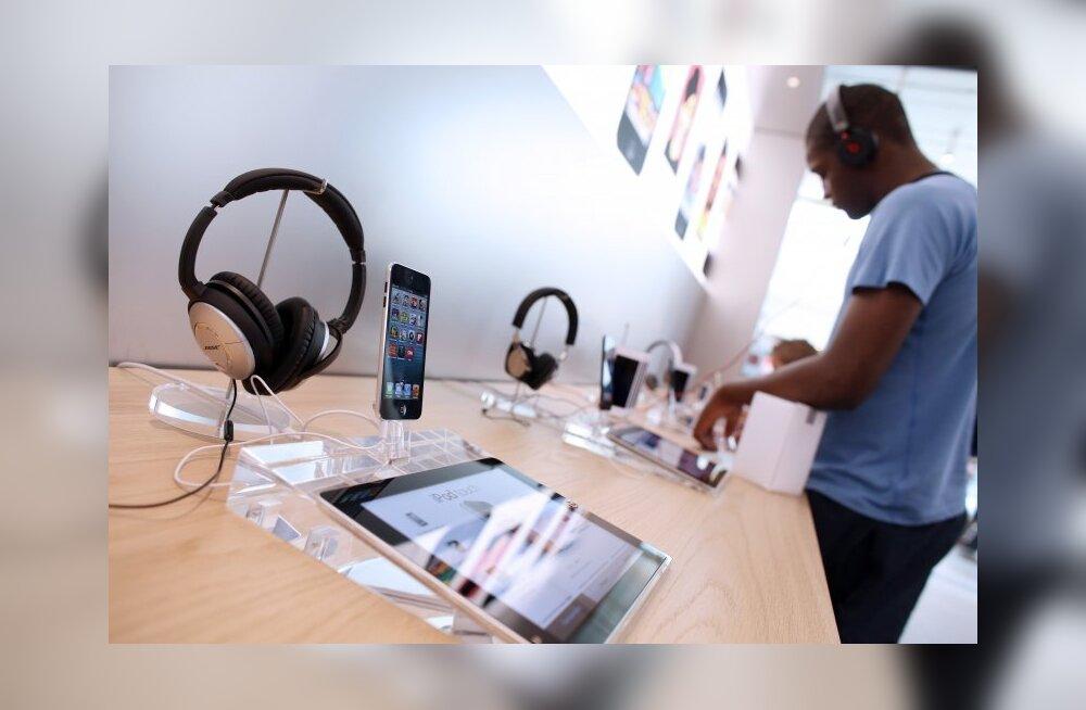 Apple näitab täna õhtul uusi iPade... mida ähvardab läbikukkumine