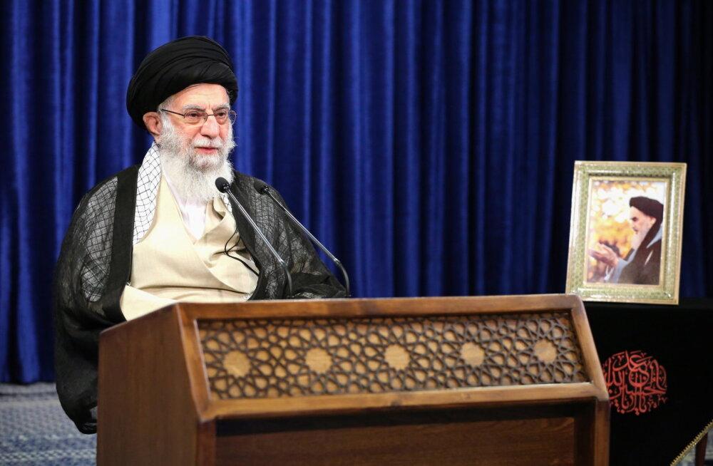 Iraani kõrgeim juht: Araabia Ühendemiraadid reetsid Iisraeliga kokku leppides islamimaailma
