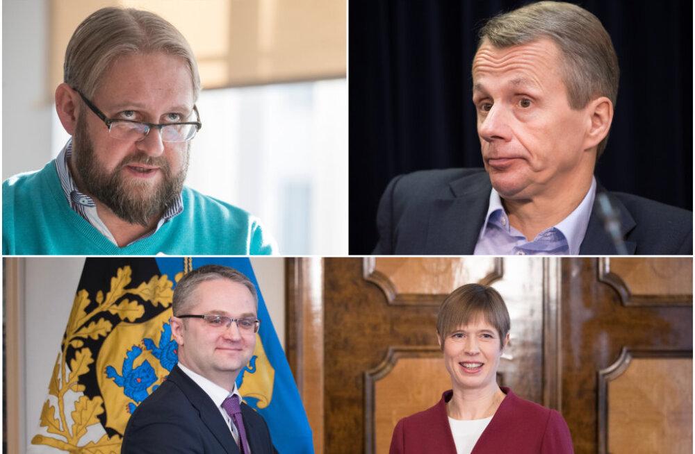 Anvar Samost: president võinuks pakkuda riigikontrolöri kohta Jürgen Ligile, kellel on parlamendis igav