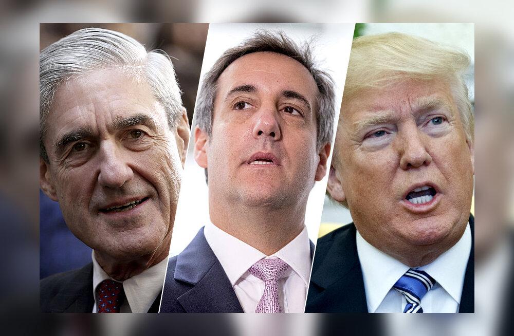 USA eriprokurör: väide, et Trump käskis oma advokaadil kongressile valetada, ei ole täpne
