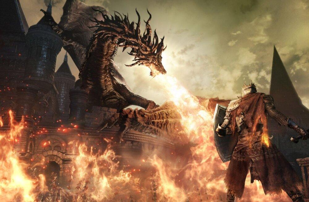 4-10. aprill: uusi videomänge – Dark Souls III, uus Ratchet and Clank