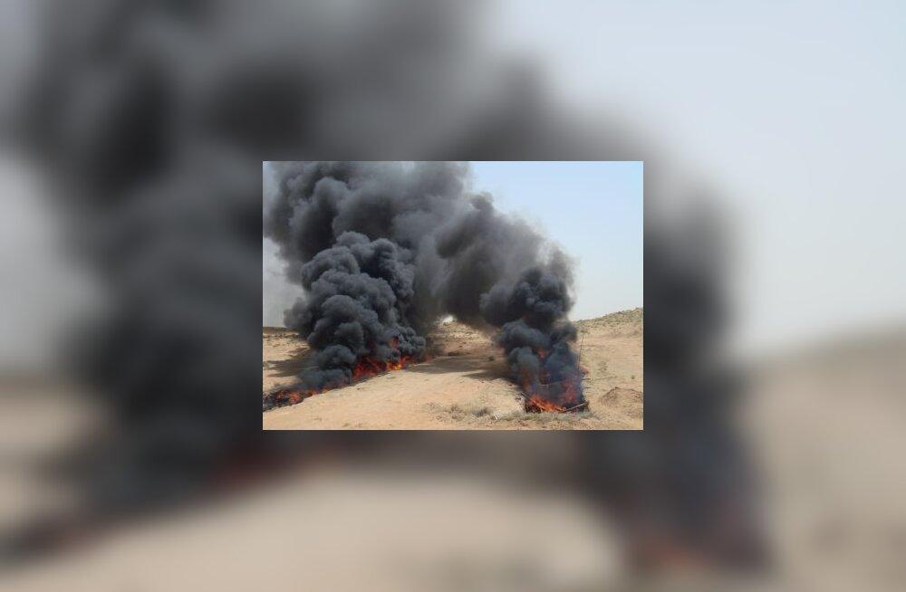 Afganistanis hukkus viis ISAFi sõdurit