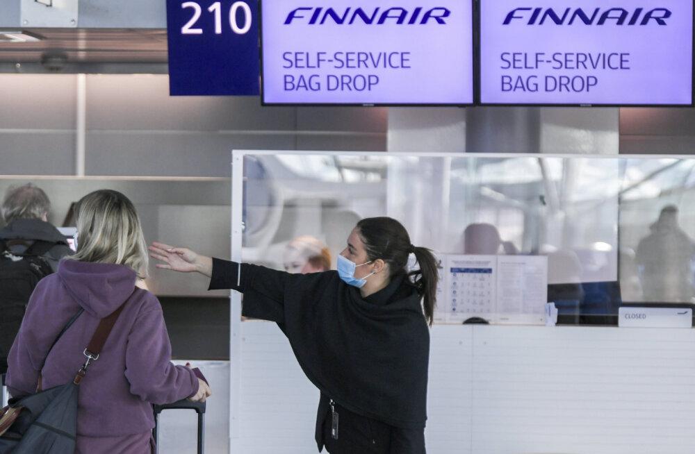 По мнению пассажиров аэропорт Хельсинки стал лучшим аэропортом в Северной Европе