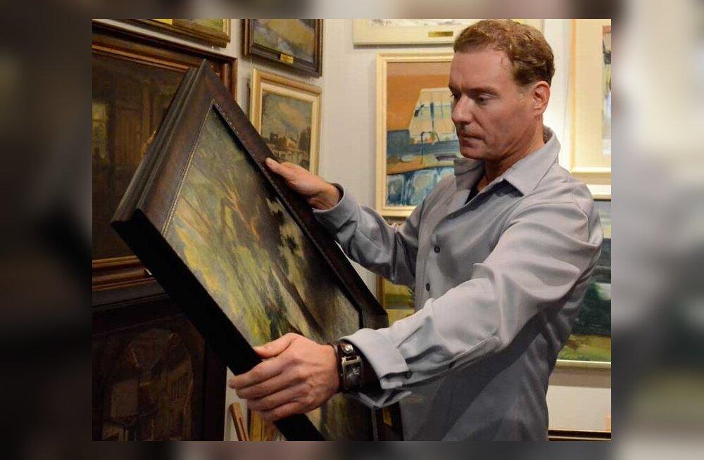Mart Sanderi maaliskandaali ähvardab kriminaalmenetlus