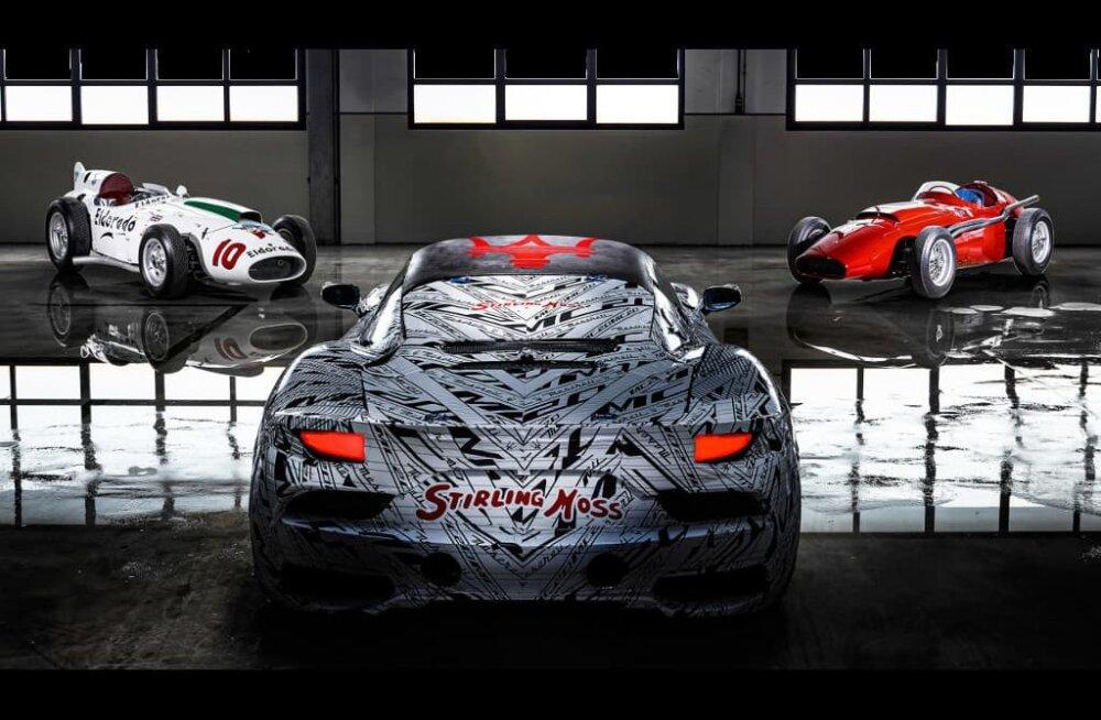 Maserati õrritab – MC20 on septembris tulekul