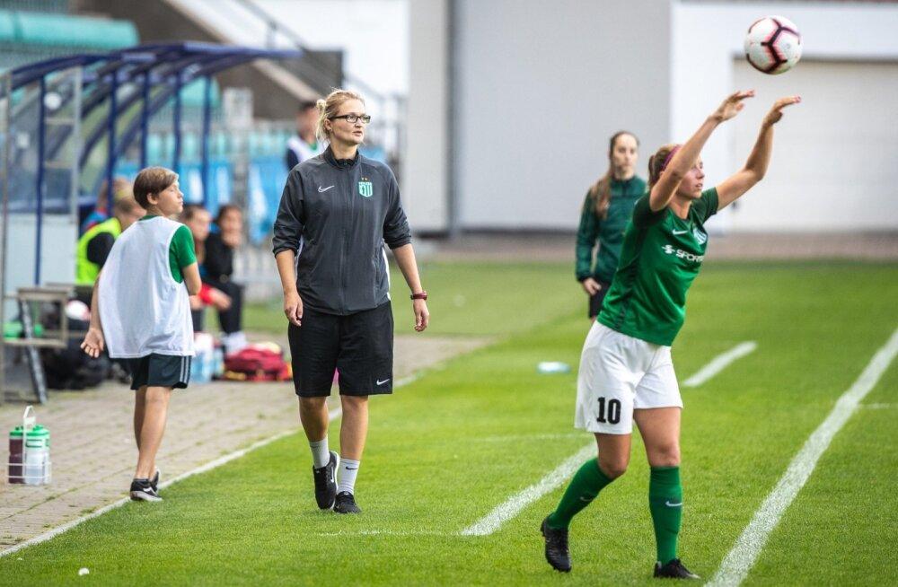 FC Flora naiskond - Vantaa PK-35