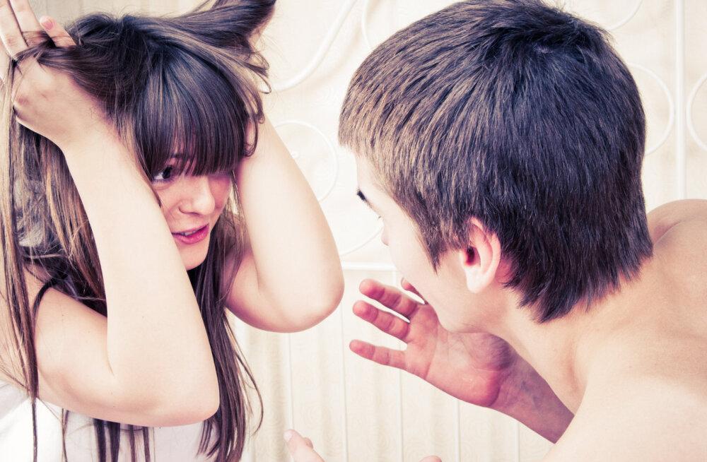 """Mehed, kuulake nüüd! Õpetame selgeks, kuidas peaksid oma naisega """"õigesti"""" vaidlema, et suhe ei puruneks"""