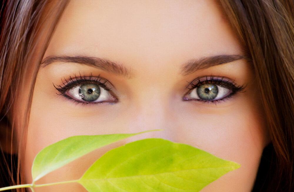 Näolugemiskunst: vaata, mida su silmad sinu kohta näitavad