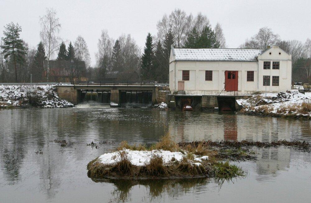 Leevaku hüdroelektrijaam
