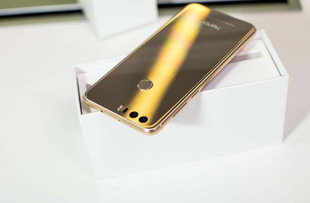 Forte arvustus: Honor 8, igati meeldiv ja sõbralik telefon Huaweilt
