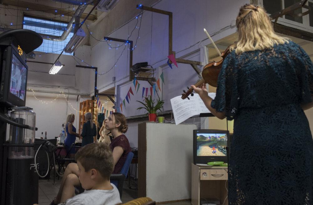 Внимание, геймеры! В Таллинне открывается первый в странах Балтии интерактивный музей видеоигр